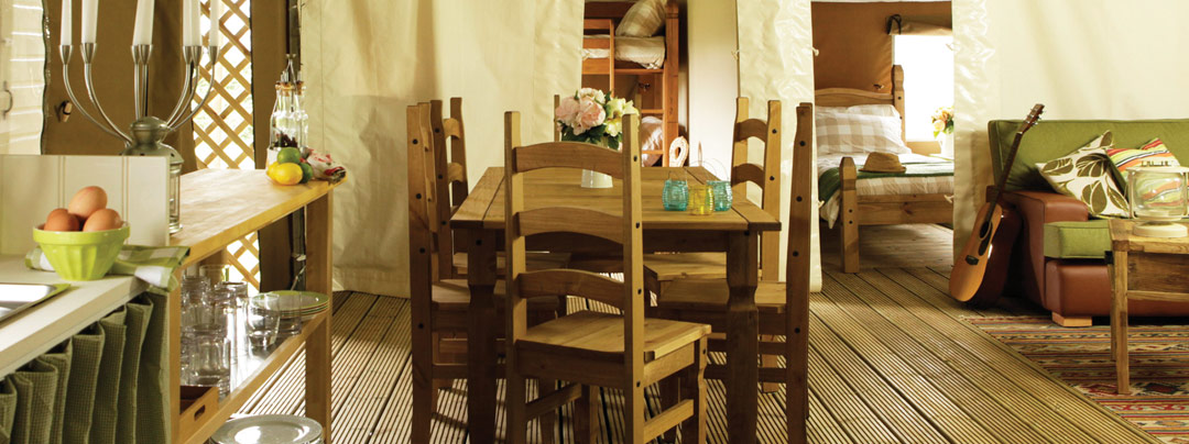 Our high quality solid pine furniture, will provide the 'home-from-home' feel