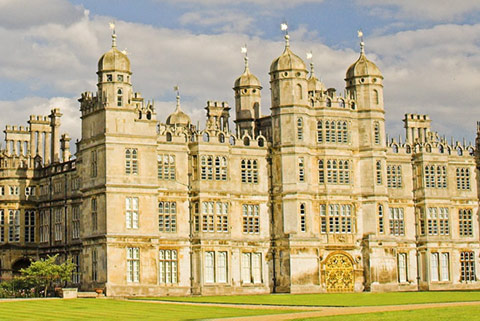 Burghley House - Englands greatest Elizabethan house